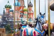 Погода вМоскве: изоттепели вмороз иобратно
