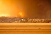 В Чили две провинции и две коммуны объявлены зоной катастрофы из-за пожаров