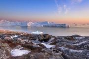 Тающий арктический лед установил новый зимний рекорд
