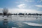Канадский городок эвакуируют из-за половодья