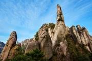 Туристы повредили пик в китайском заповеднике