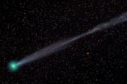 Что произошло с кометой Лавджой?