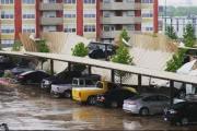 В Миссури и Оклахоме действует режим ЧС из-за ливней и наводнений