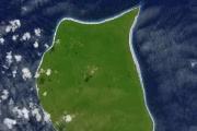 Проблема загрязнения в тихоокеанском раю: вид со спутника