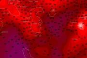 «Красная» жара в Средней Азии и на Ближнем Востоке