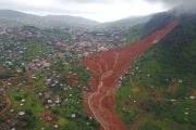 Президент Сьерра-Леоне попросил для пострадавшего от наводнения и оползня Фритауна