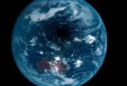 Солнечное затмение с космической перспективы: видео от спутника «Химавари»