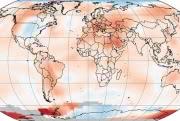 Глобальное потепление: август-2017 стал вторым в истории