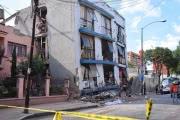 Как рушились здания: видео из Мексики