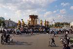 В Москве обновлен температурный рекорд
