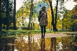 В Санкт-Петербург пришла бескомпромиссная осень