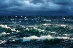 На Сахалине прервано паромное сообщение с материком из-за циклона
